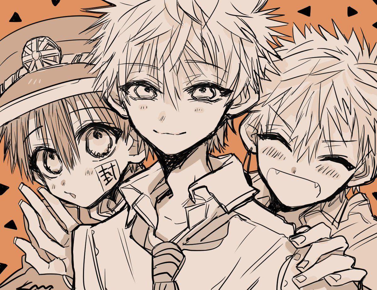 kana on Twitter in 2020 Hanako, Anime, Cute drawings