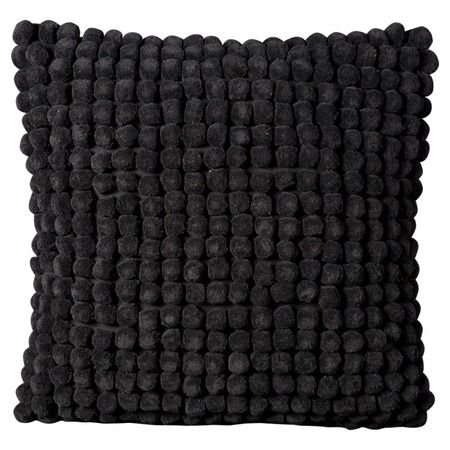 I pinned this Pom Pom Pillow in Black from the Mina Victory event at Joss and Main!