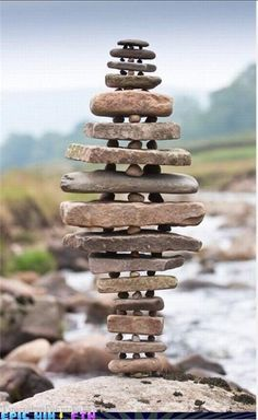 Name For Rock Stacking Google Search Rock Sculpture Land Art