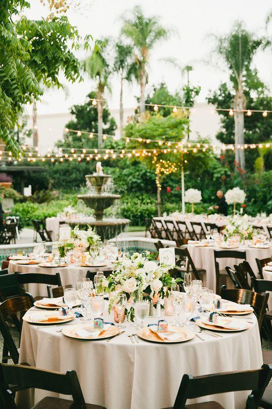 Los Angeles Romantic Garden Wedding - Wedding - Los ...