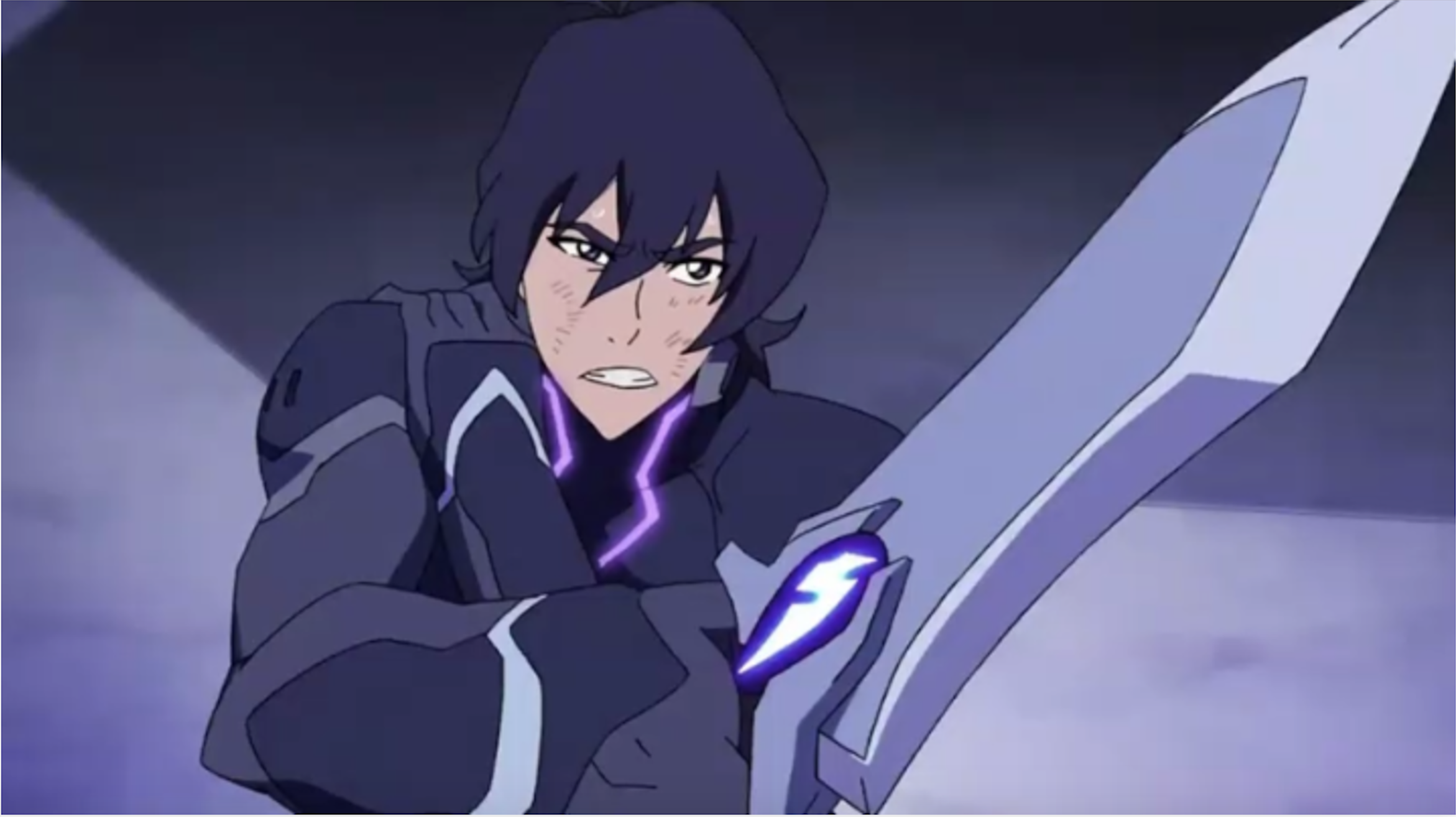 Keith Being Seriously Injured In The Fighting Challenge In