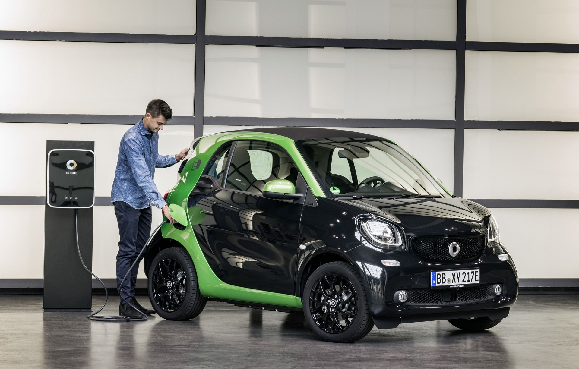 How much is a smart car 2019