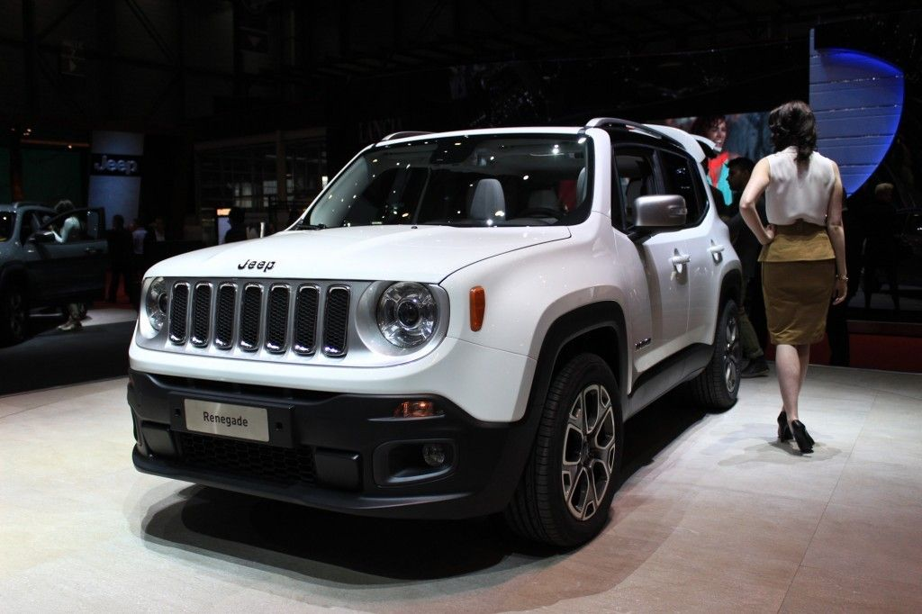 2016 Jeep Renegade Pictures In White 2 Royage