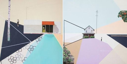 Nice Mixed Media Collages