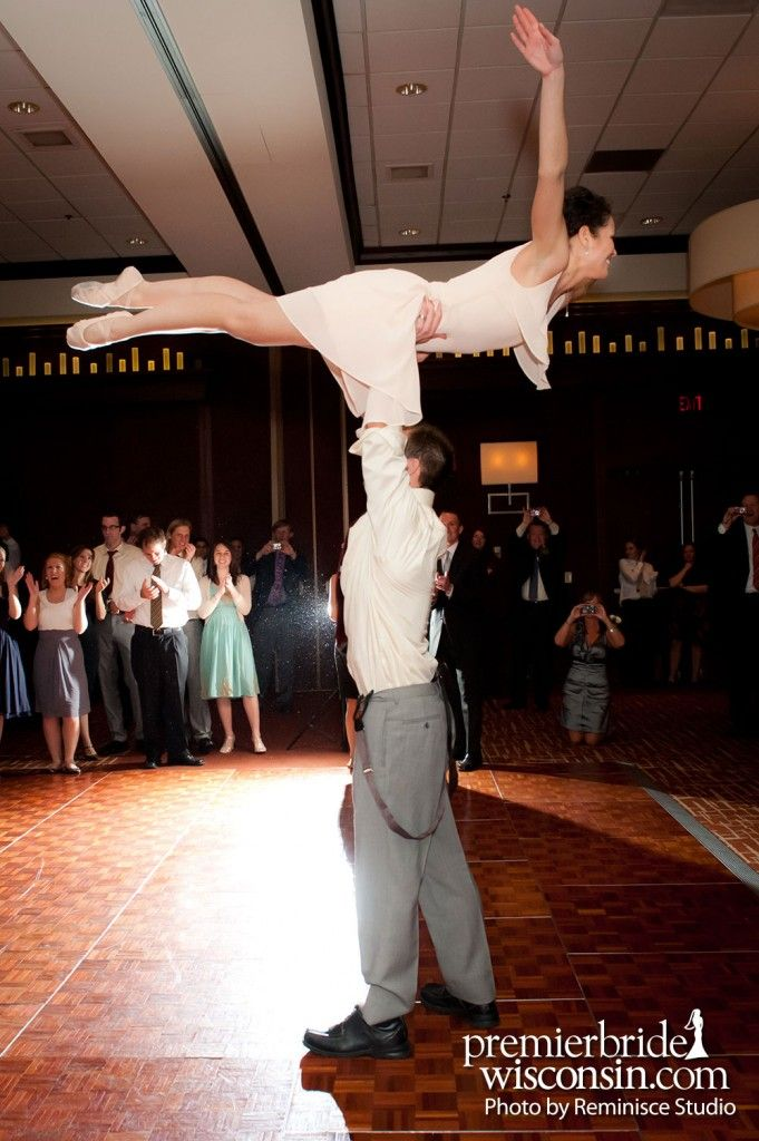 Wedding Dance Wedding Reception At The Intercontinental Milwaukee