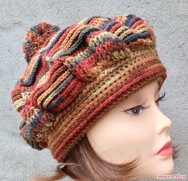 Crochet Hat Patterns For Beginners Slouchy Hat Pattern Slouch Hat