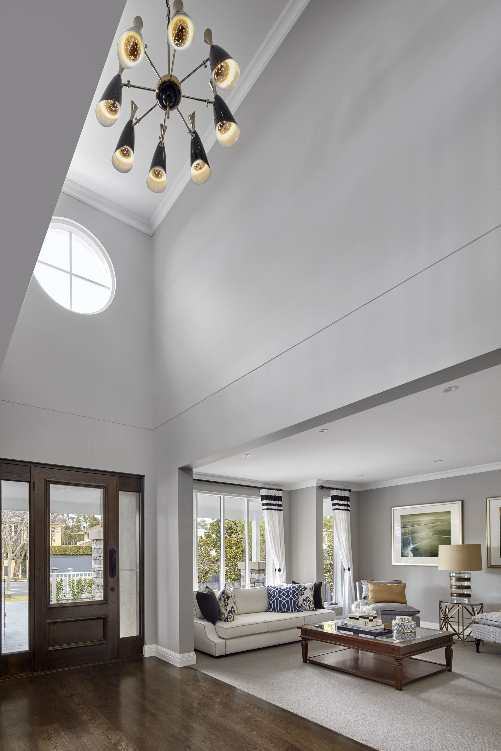 Entryway window ideas  pin by elisa ouconnor on dream house  pinterest  ceilings window