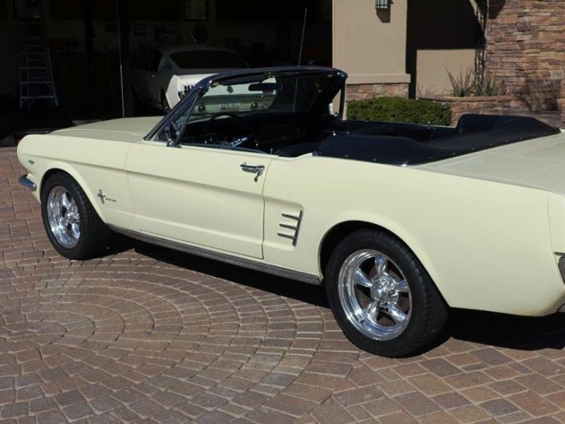 1966 Mustang Convertible - restored and modified! For Sale | Classic ...