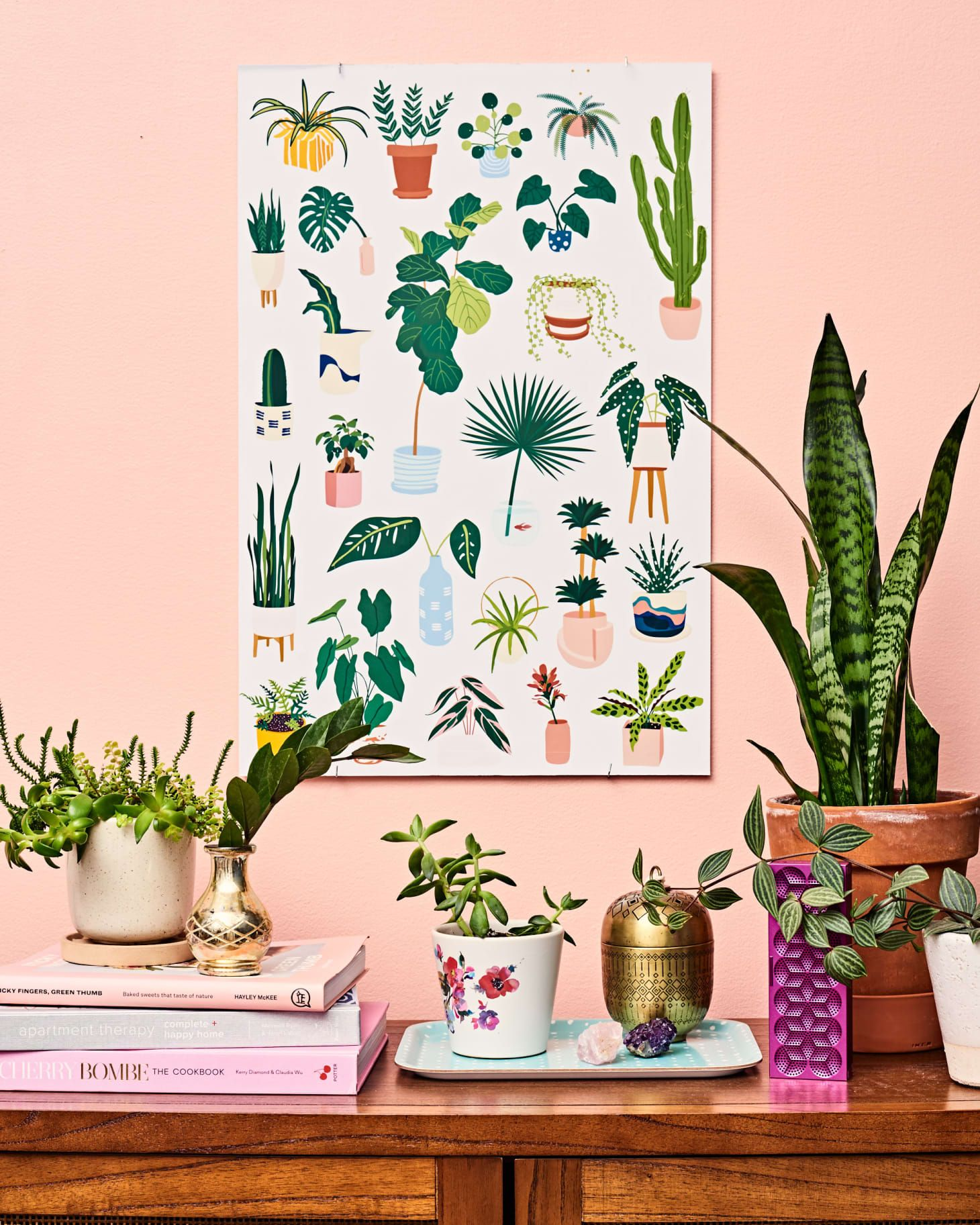How to hang an unframed poster in minutes hanging