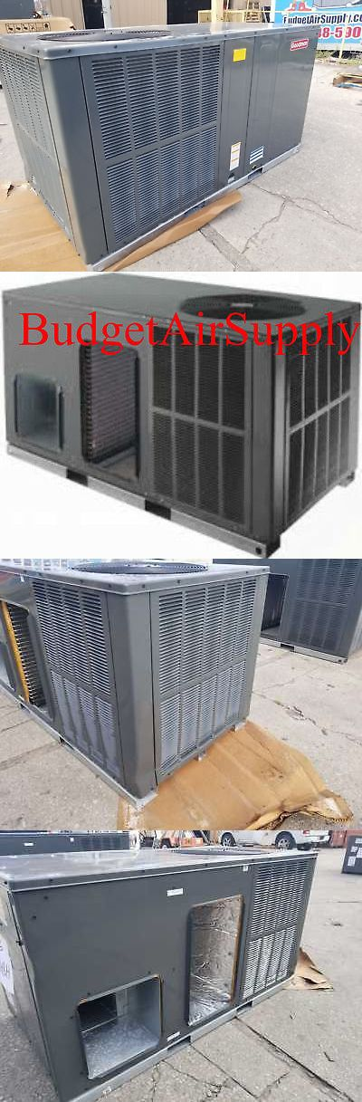 Central Air Conditioners 185108: 4 Ton 16 Seer Goodman Heat