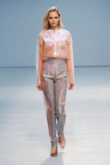Cropped Outerwear Anne Valérie Hash