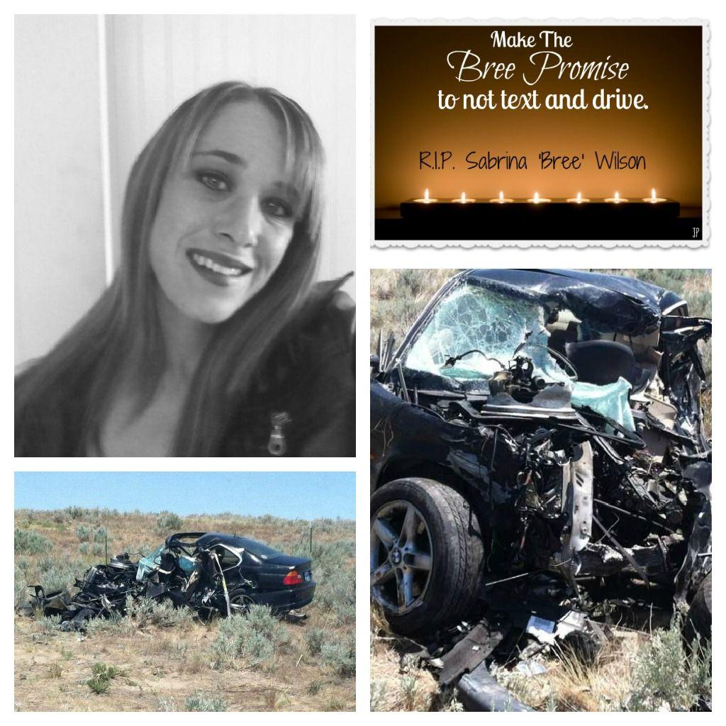Sabrina 'Bree' Wilson was killed tragic accident after