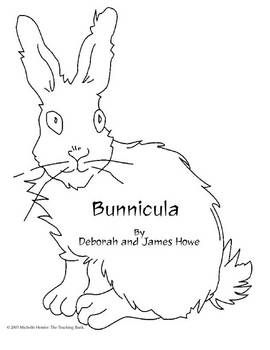 Bunnicula Novel Unit with Daily Teacher Plans & Student