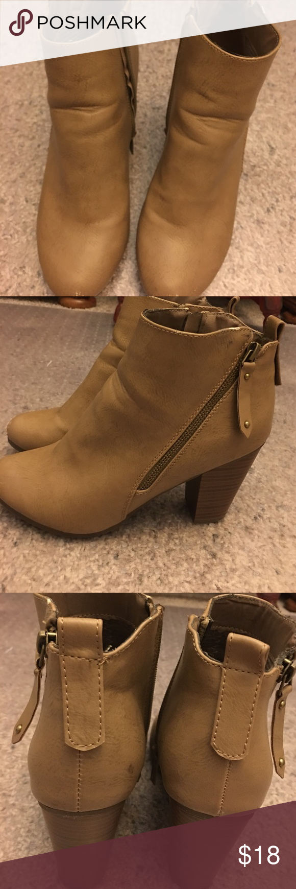 Women's booties. Shoe PolishWomen's ...