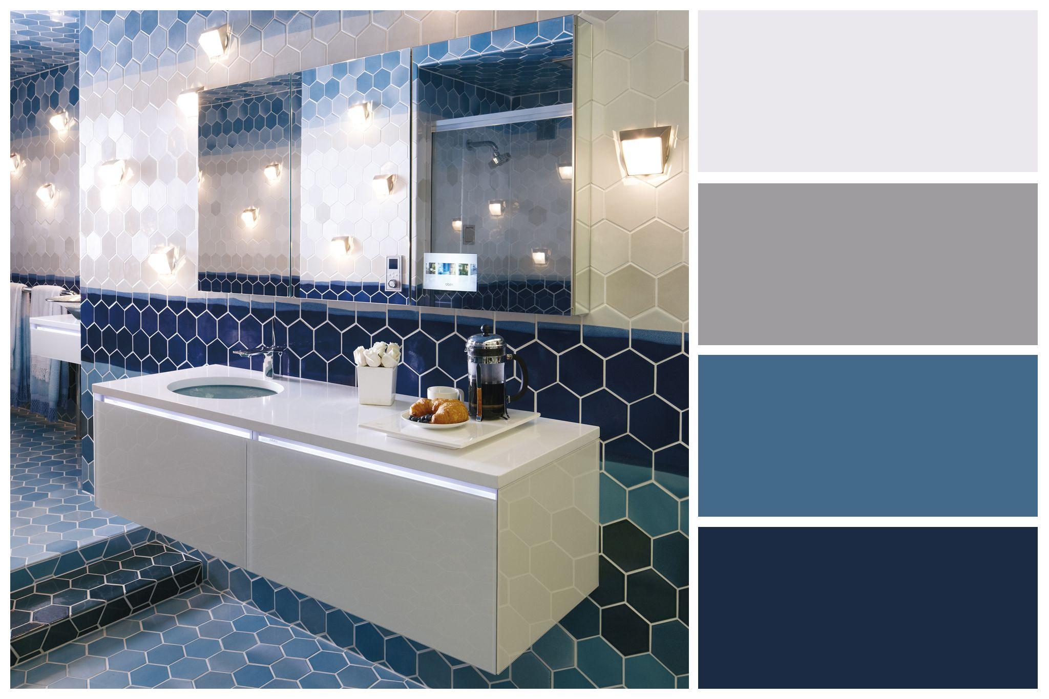 Pin On Bathroom Color Palette Inspiration