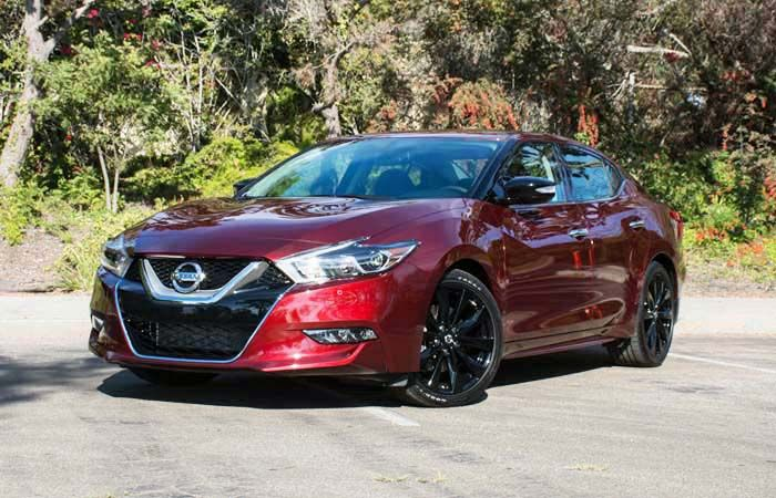 2019 Nissan Maxima Coupe Vehicle With Fantastic Performance