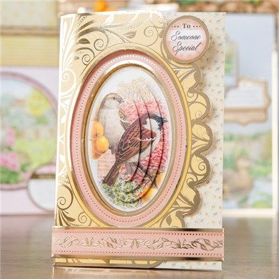 Buy Hunkydory Birds of Britain Ultimate Bundle - Includes Luxury Card Collection, Luxury Inserts, Little Book of Birdsong and Home Tweet Home Projects from CreateAndCraft.tv