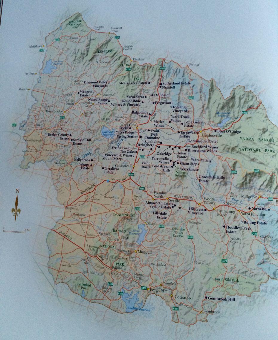 Yarra Valley Wineries Map | Australia | Yarra valley wineries, Yarra on bordeaux wineries, macedon ranges wineries, melbourne wineries, queensland wineries, mornington peninsula wineries, central otago wineries, horse heaven hills wineries,