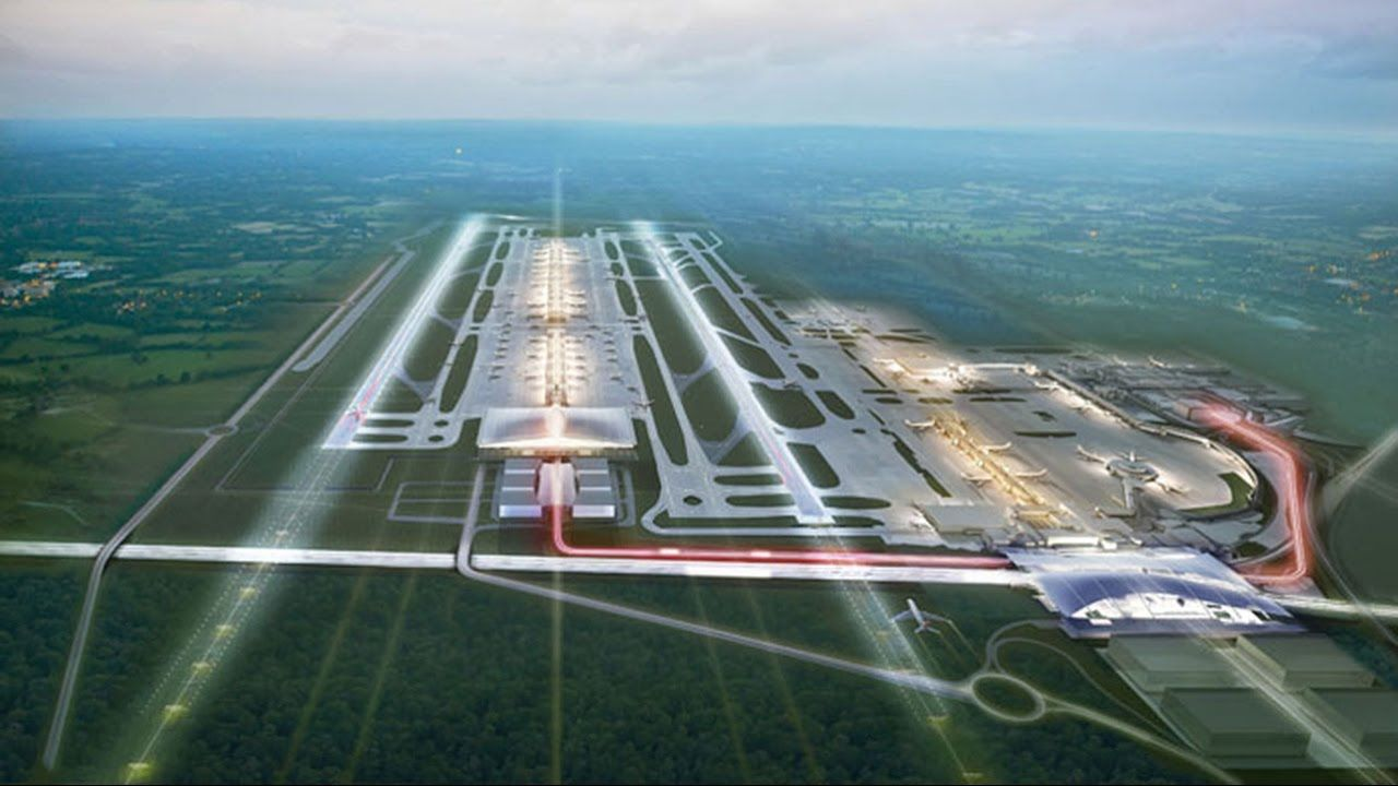 Top 10 Longest Runways In The World Travel Technology Gatwick