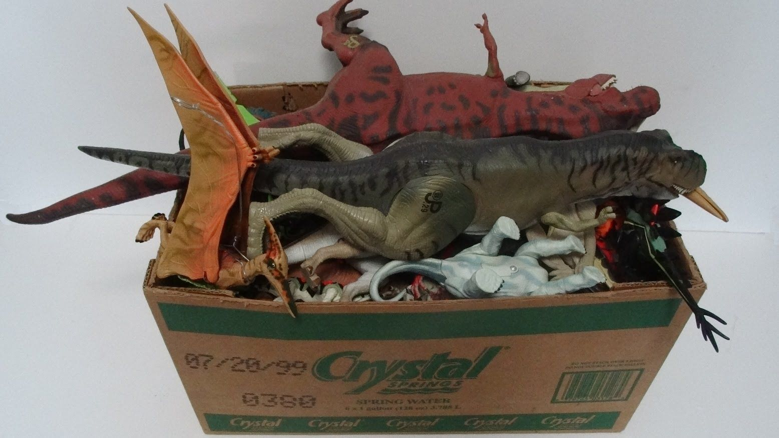 Dinosaurs Toys Collection : What s in the box jurassic park toys dinosaurs action