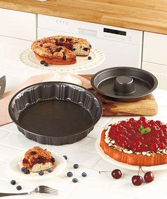 2 Pc Specialty Bakeware Set Bakeware Set Kitchen Gear Bakeware