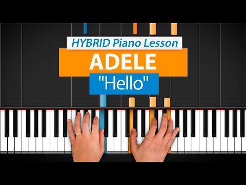 "How To Play ""Hello"" by Adele 