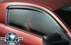Window Rain Guards Window Deflectors Ford Accessories Window Deflectors Suv