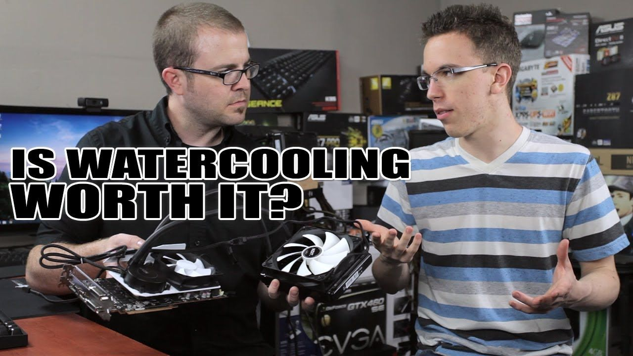 Is Water Cooling Your Gpu Worth It With Austin Evans With