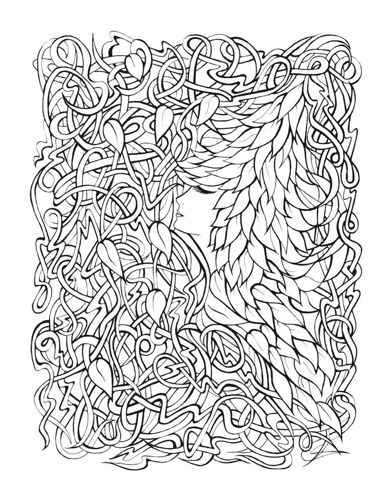 10 Adult Coloring Books To Help