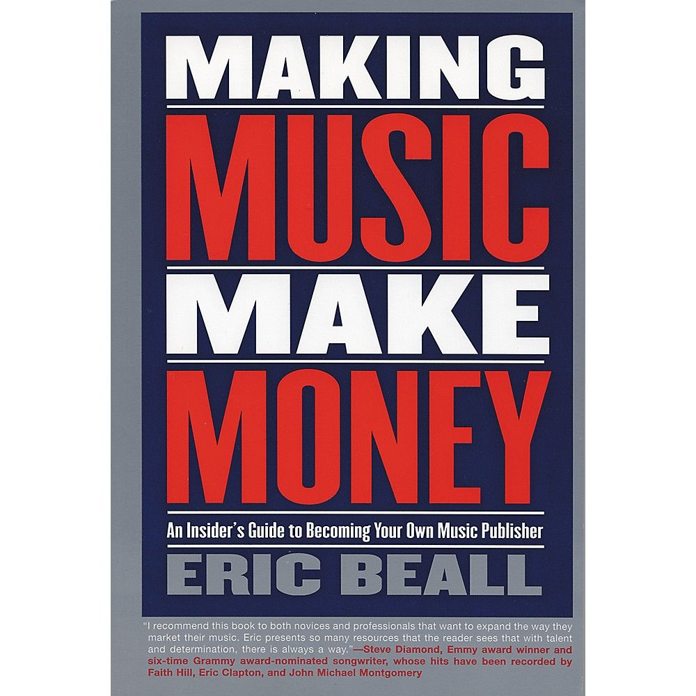 Making Money Publishing Lyrics