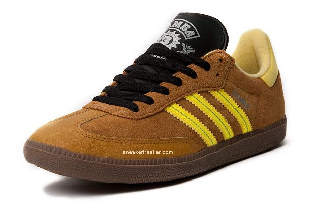 adidas samba new color