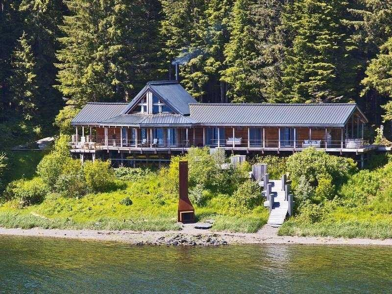 Alaska A 7 8 Million 3 Bedroom 3 Bathroom Home In Sitka With