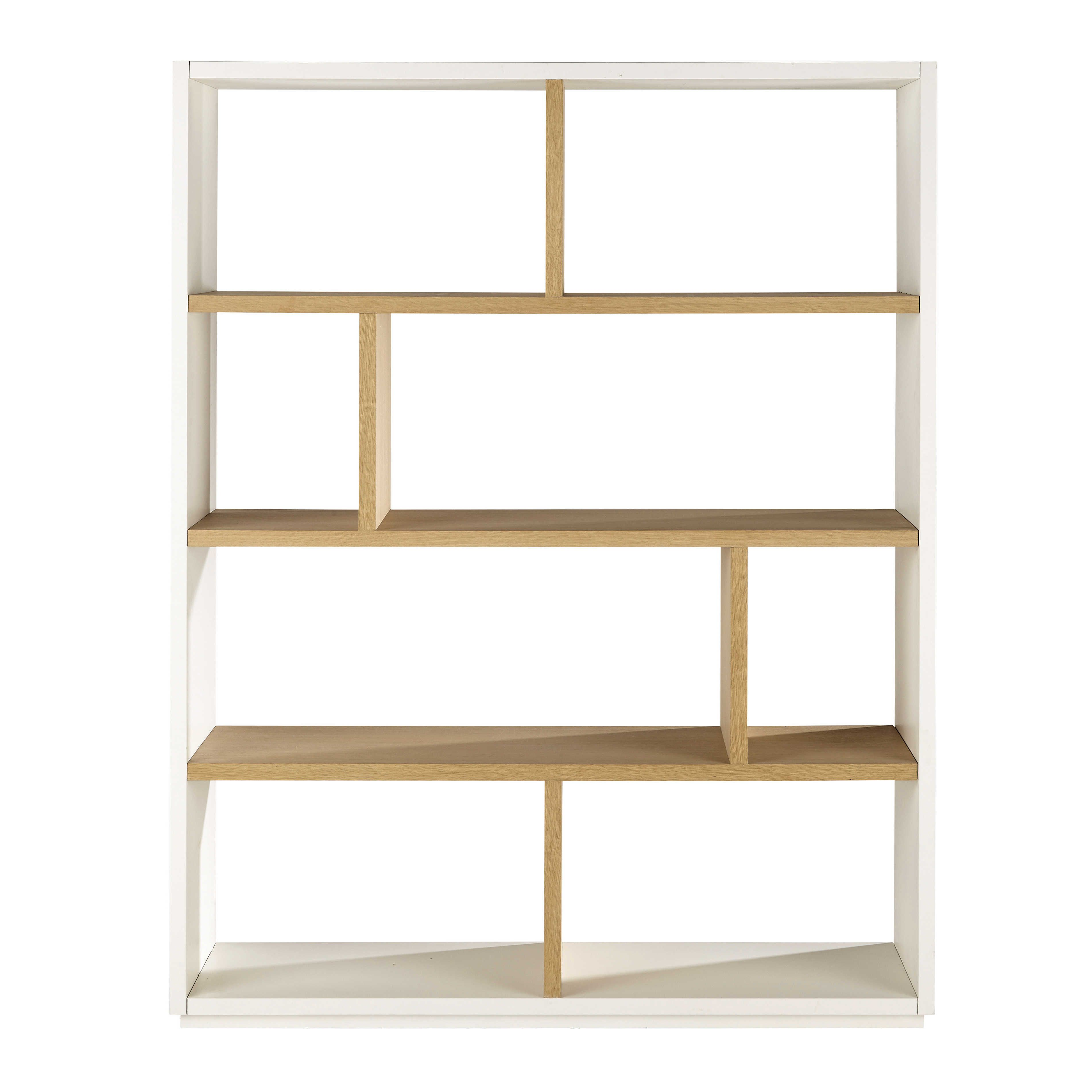 Open Hoekkast Wit.Witte Open Kast Dvd Kast Pinterest Oak Shelves Shelves And