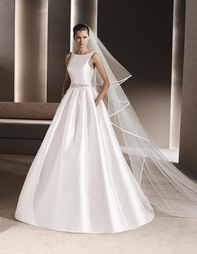 Tailored Wedding Dresses