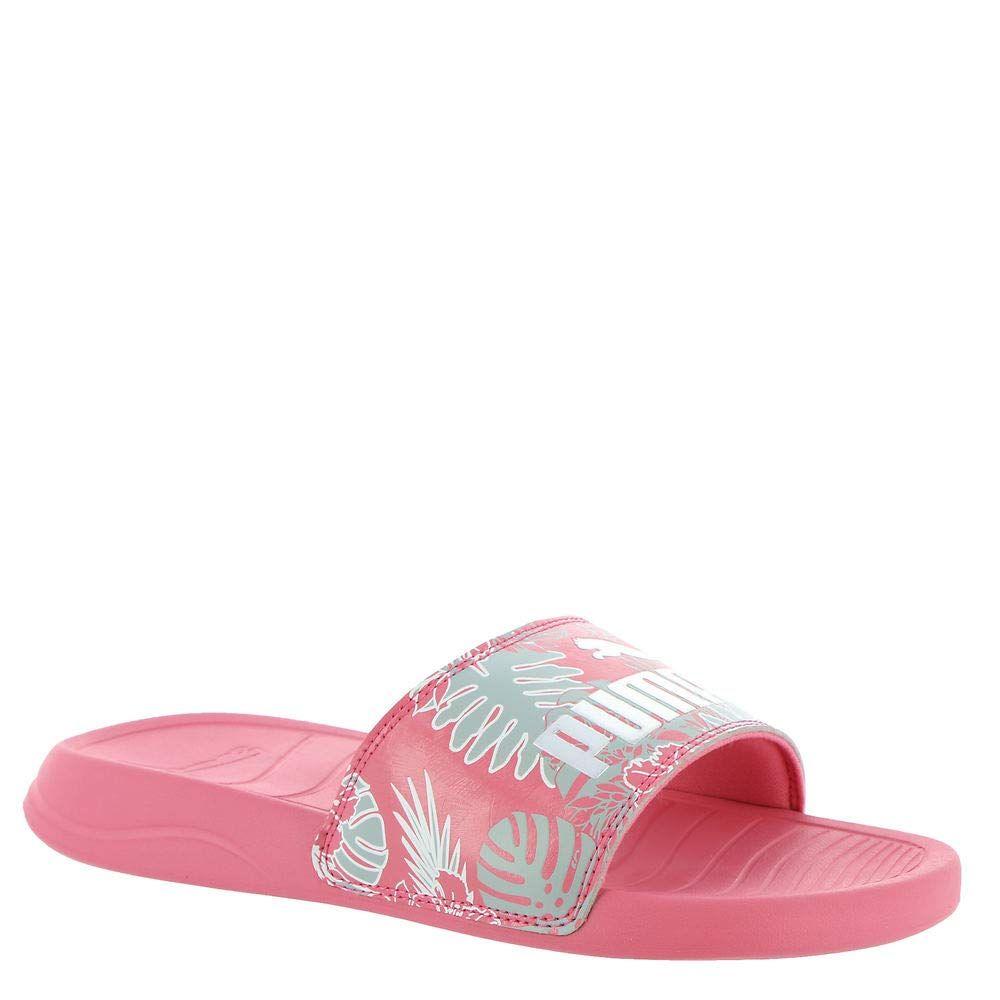 PUMA Women's Popcat Slide Sandal, #Ad