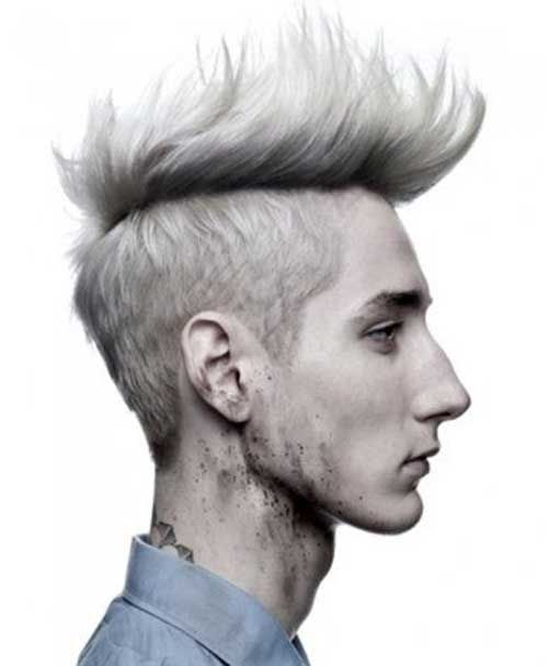 Mohawk Hairstyles For Men Hairstyle Men Mohawk  09造型設計Mohawk And Fauxhawk Hairstyles
