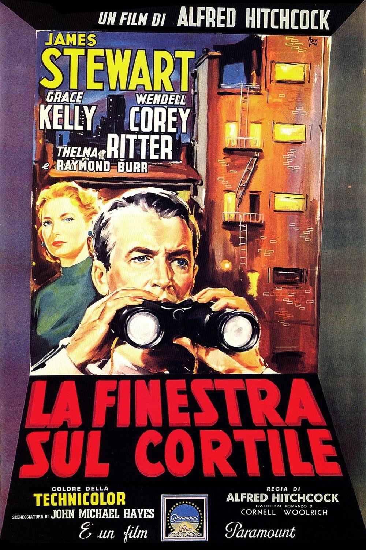 La Finestra Sul Cortile Streaming Film E Serie Tv In Altadefinizione Hd Film Locandine Di Film Locandine Di Vecchi Film