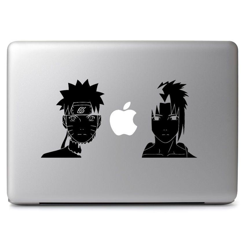 Sticker Naruto pour Macbook 13 et 15