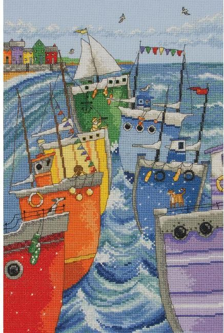 Beach and Ocean - Cross Stitch Patterns & Kits (Page 3
