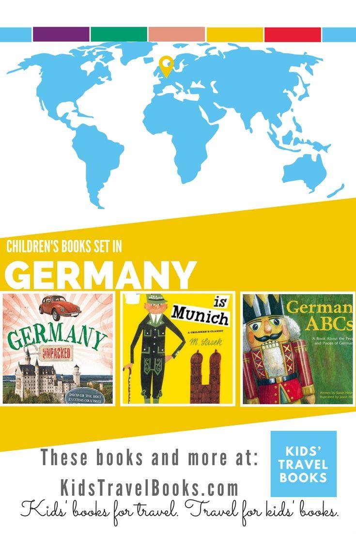 Children's books set in Germany