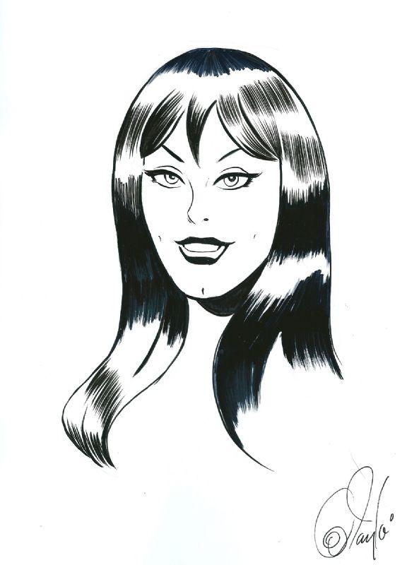 Mary Jane Comic Art - Des Taylor