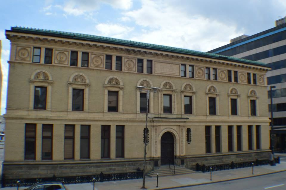 Omaha's first library