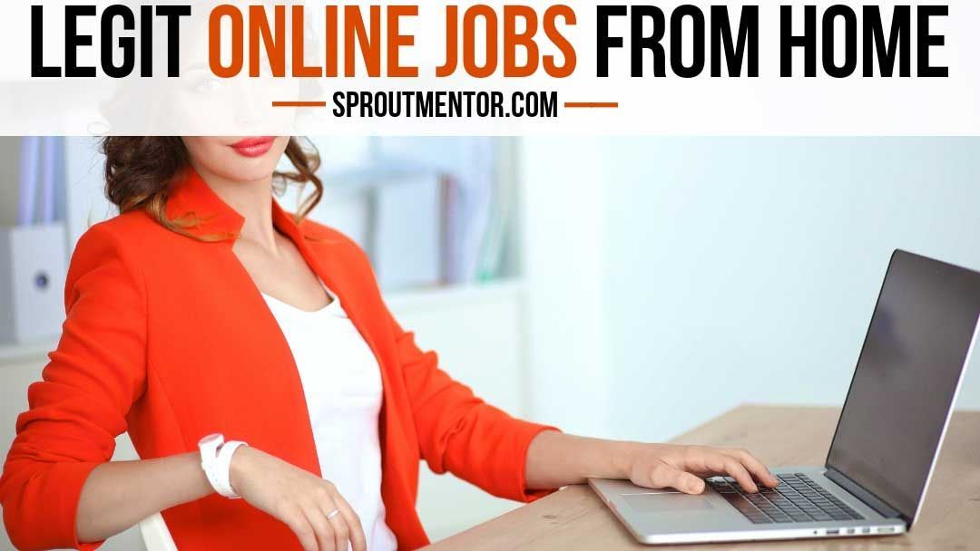 30 Part Time Jobs For Seniors Above 60 Sproutmentor Online Jobs Online Jobs From Home Easy Jobs