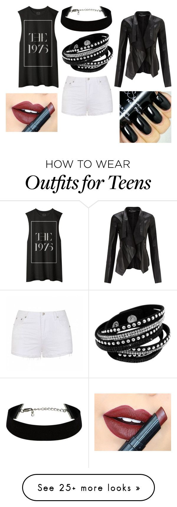 """Untitled #3"" by ashleeklien00 on Polyvore featuring Ally Fashion, Miss Selfridge, Fiebiger, women's clothing, women, female, woman, misses and juniors"
