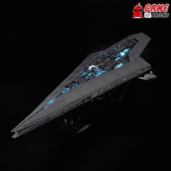Lego 10221 Star Wars Super Star Destroyer Light Kit Led Light Kits Star Destroyer Star Wars Light