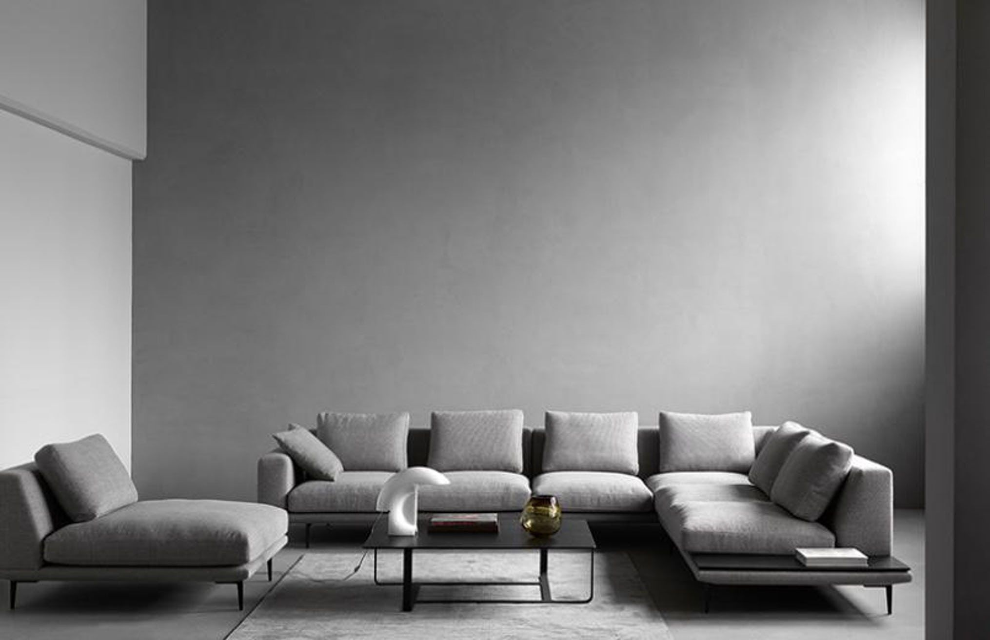 Surface Sofa By Wendelbo Contemporary Sectional Sofa Sofas For Small Spaces Contemporary Furniture Design