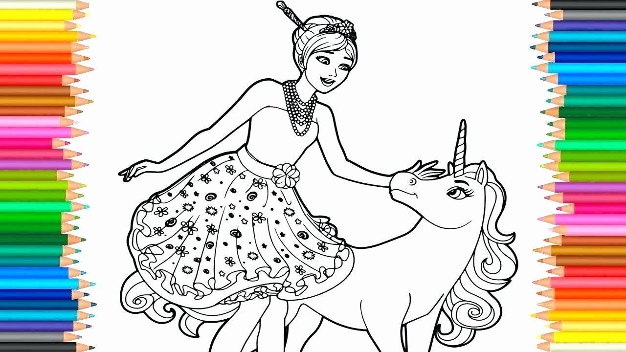 Unicorn Princess Coloring Page New Barbie Horse Coloring Pages Maximosheet Unicorn Co In 2021 Unicorn Coloring Pages Princess Coloring Pages Super Mario Coloring Pages