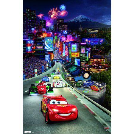 Pin By Widyanurayu On Bedroom Decor In 2020 Cars 2 Movie Disney