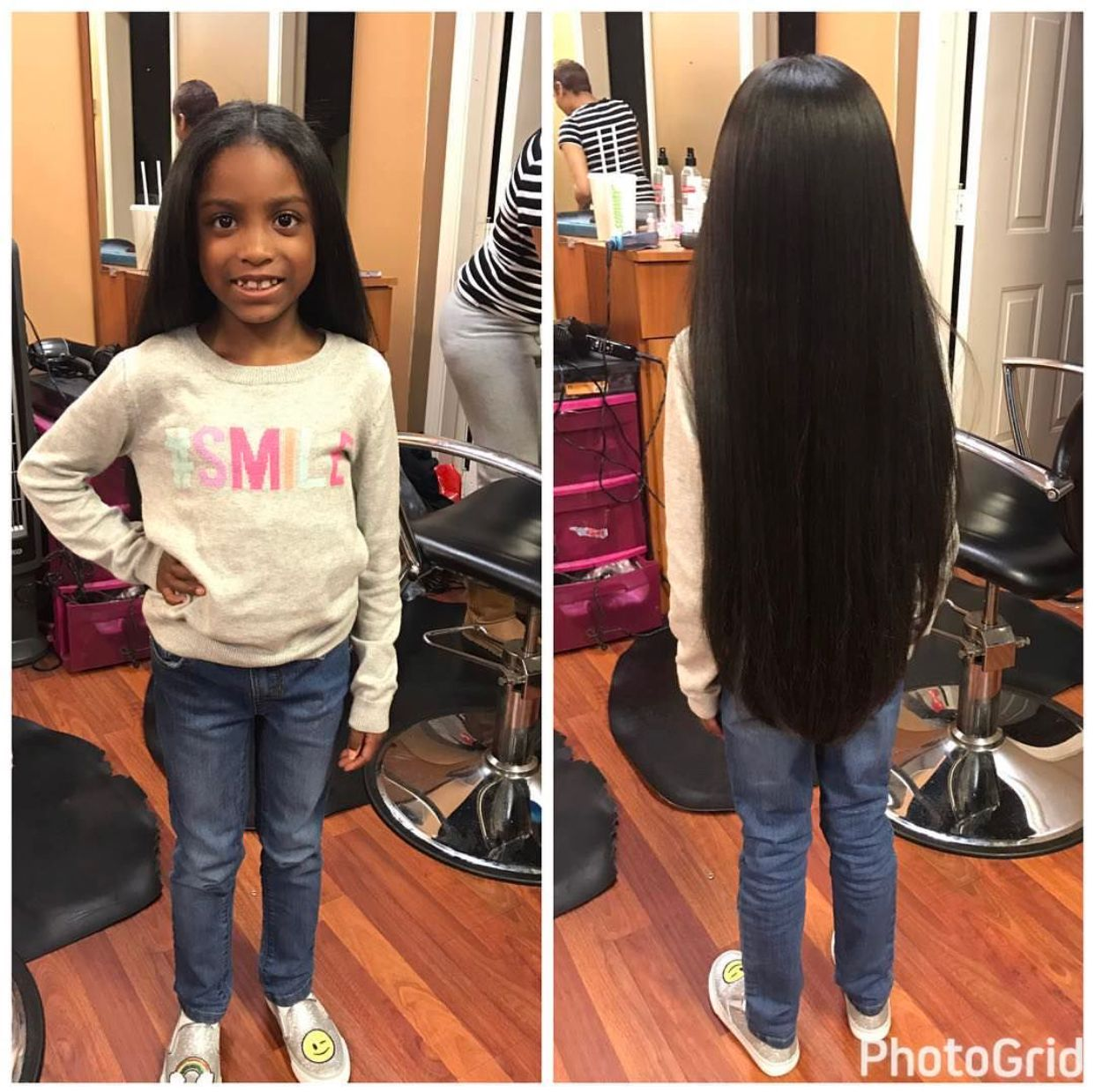 Click The Picture For The Ultimate Guide To Growing Waist Length Natural Hair Naturalhair Growtoddlerhair Natural Hair Styles Waist Length Hair Hair Lengths