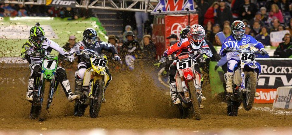 Weston Peick Motocross Racer Creek